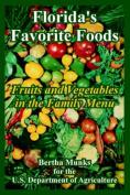Florida's Favorite Foods
