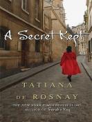 A Secret Kept [Large Print]
