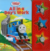 All in a Day's Work (Thomas & Friends) [Board book]