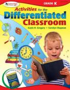 Corwin Press COR9781412953368 Activities For The Differentiated Classroom Kindergarten