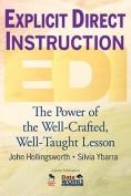 Explicit Direct Instruction (EDI)
