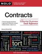 Contracts: The Essential Business Desk Reference (Contracts