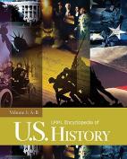 UXL Encyclopedia of Us History 8v