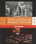 Gale Encyclopedia of World History, 2 Vol. Set