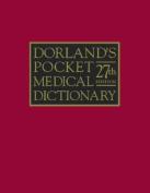 Dorland's Pocket Medical Dictionary with CDROM