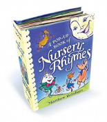 A Pop-up Book of Nursery Rhymes. [Board book]