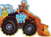 Let's Dig It! (Jon Scieszka's Trucktown (Hardcover)) [Board book]