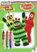I Love to Color (Yo Gabba Gabba!