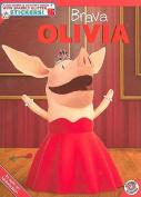 Brava Olivia [With Sparkly Glitter Stickers]