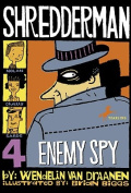 Enemy Spy (Shredderman