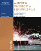 Autodesk Inventor 11 Essentials Plus [With CD-ROM]
