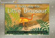 A Lucky Day for Little Dinosaur