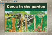 Cows in the Garden