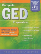 HOUGHTON MIFFLIN HARCOURT SV-53993 COMPLETE GED PREPARATION READING LEVELS 8-12
