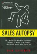 Sales Autopsy