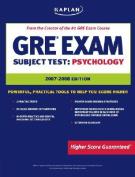 Kaplan GRE Exam Subject Test