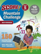 SCORE! Mountain Challenge Math Workbook
