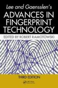 Lee and Gaensslen's Advances in Fingerprint Technology, Third Edition