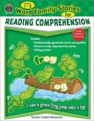 Teacher Created Resources TCR2935 Word Family Stories For Reading- Comprehension Gr 1-2