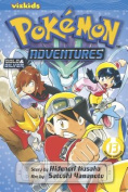 Pokemon Adventures, Volume 13