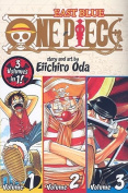 One Piece, Volumes 1-3