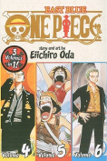 One Piece, Volumes 4-6