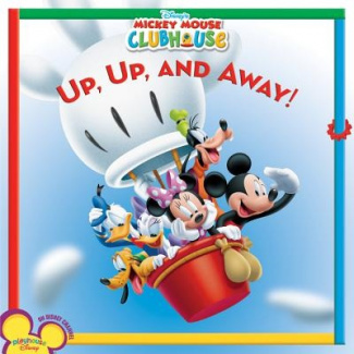 Up, Up, and Away!: An Adventure in Shadows and Shapes