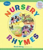 Disney Nursery Rhymes [With Hardcover Book(s)] [Audio]
