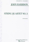 John Harbison String Quartet No. 3