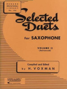 Selected Duets for Saxophone, Volume II