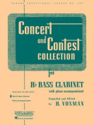 Concert and Contest Collection for BB Bass Clarinet