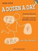 A Dozen a Day, Book 4