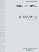 Milosz Songs