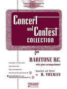Concert and Contest Collection for Baritone B.C.