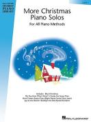 More Christmas Piano Solos, Level 1