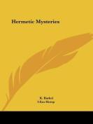 Hermetic Mysteries