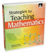 Shell Education 50249 Strategies for Teaching Mathematics