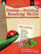 Poems for Building Reading Skills, Level 1