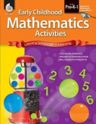Early Childhood Mathematics Activities, Grades PreK-1