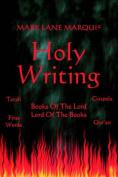 Holy Writing