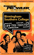 Birmingham Southern College Off the Record