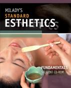 Student CD for Milady's Standard Esthetics