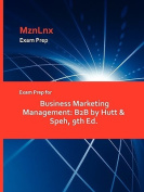 Exam Prep for Business Marketing Management