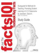 Studyguide for Methods for Teaching