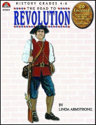 Lorenz Corporation MP8824 Road to Revolution- Book & PowerPoint CD- Grade 4-6