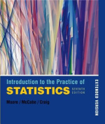 Introduction to the Practice of Statistics Extended Version & CDROM