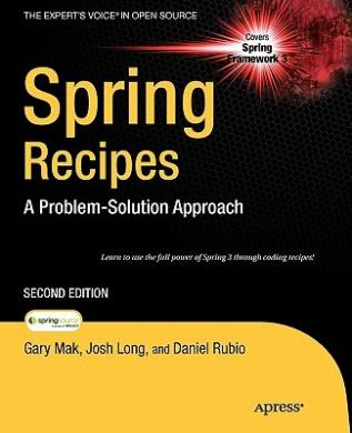 Ebooks Spring Web Recipes Download Epub