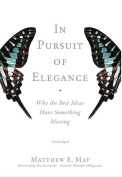 In Pursuit of Elegance [Audio]