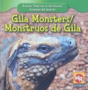 Gila Monsters/Monstruos de Gila [Spanish]