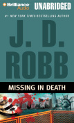 Missing in Death [With Earbuds] [Audio]